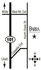Relevant Maps - Artisan Estate Vineyards