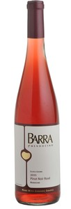 2016 BARRA of Mendocino Pinot Noir Rose