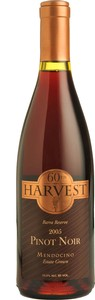 60th Harvest 2005 Pinot Noir